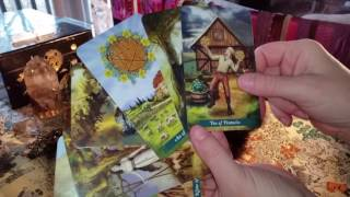 TAROT DAILY LOVE GENERAL MESSAGES MARCH 13, 2017