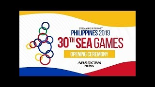 2019 SEA Games Opening Ceremony