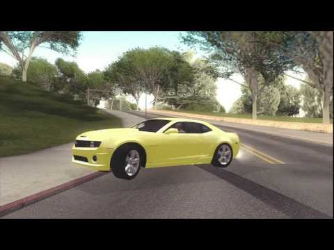 Chevrolet Camaro SS 2010 v2.0 Final