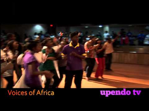 My God Is Good Oh Voice Of Africa - Upya Thanksgiving 2009 video