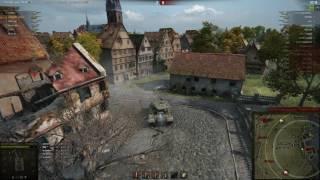 T57 Heavy Tank, Рыбацкая бухта, Стандартный бой