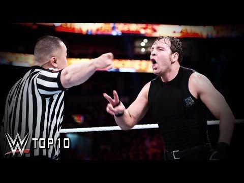 Surprising Survivor Series Eliminations - Wwe Top 10 video
