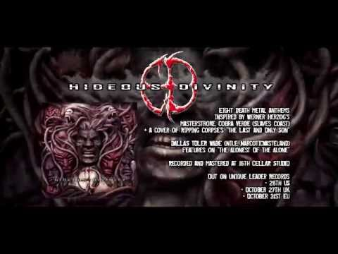 Hideous Divinity - The Alonest Of The Alone