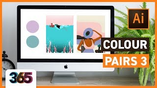 Color Pairs Part 3 | Theory Tutorial #354/365