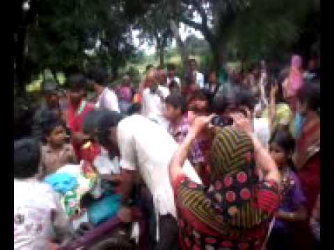 Maa Durga Devi Murti Visharjan video