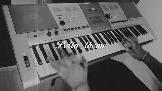 Petta theme - Marana Mass | Keyboard cover | Instrumental | Thalaivar | Anirudh |Branesh