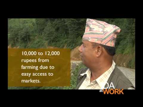 World Bank IDA - Nepal: Roads