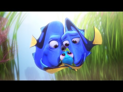 Watch  finding dory official trailer 2 2016 ellen degeneres albert brooks movie hd Online Movies