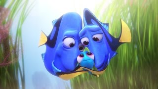 FINDING DORY All Movie Clips