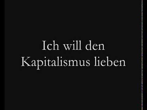 Funny Van Dannen - Kapitalismus