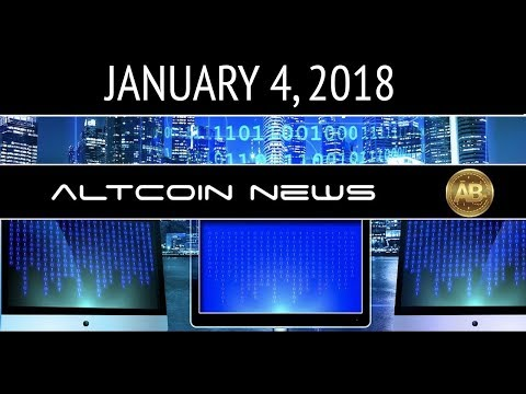 Altcoin News - Ripple Soars, Cardano Rises, $50,000 Bitcoin in 2018, China Crypto Ban Lift