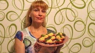 Легкая закуска из баклажанов и помидоров рецепт Секрета просто и вкусно