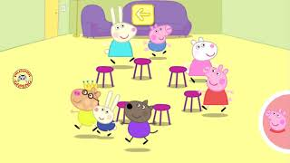 Peppa Pig's Party Time Part 20 - Musical Chairs Peppa Pig Gameplay