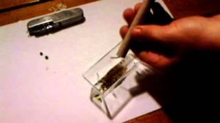 Как сделать мини гранату в домашних условиях