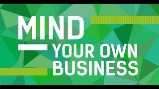 Mind Your Business | Basic Bible Study for Spiritual Growth E5 S1