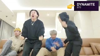 BTS REACTS TO THEIR GRAMMYs NOMINATION!!