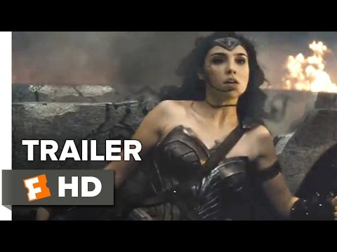 Batman v Superman: Dawn Of Justice TRAILER (2016) - Ben Affleck, Amy Adams Movie HD