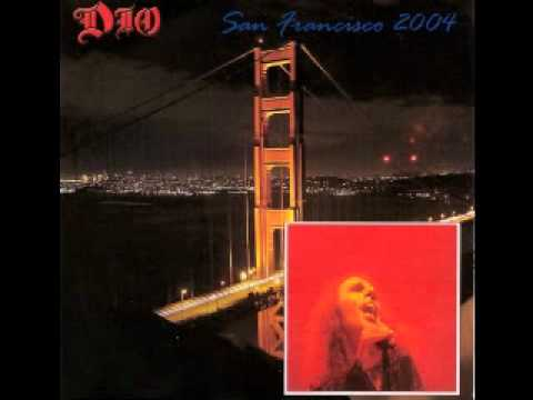 Dio - Man on The Silver Mountain (Craig Goldy Solo) Live in San Francisco 29.10.2004