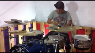 download lagu Noah - Suara Pikiranku Drum Cover Helmy Newtron gratis