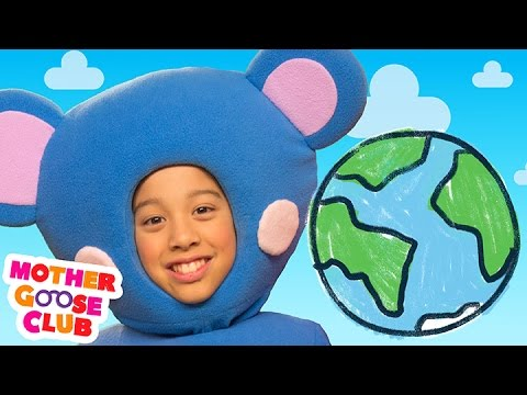 E Is for Eep | Earth Is Our Home | Mother Goose Club Songs for Children