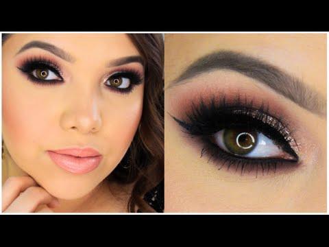 Prom Makeup Tutorial 2015