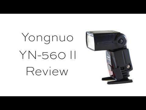 Yongnuo YN-560 II Review