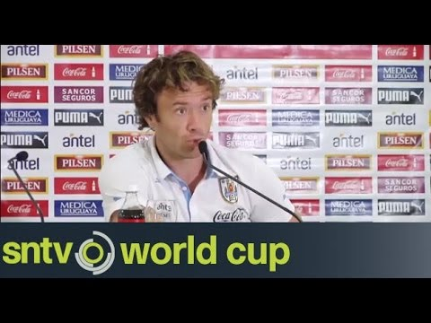 Uruguay targeted by world's press - Diego Lugano - Brazil World Cup 2014