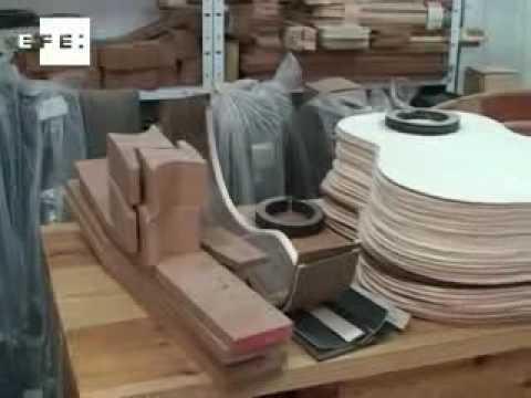 Luthier De Grandes Estrellas Revela Los Secretos De La Guitarra .