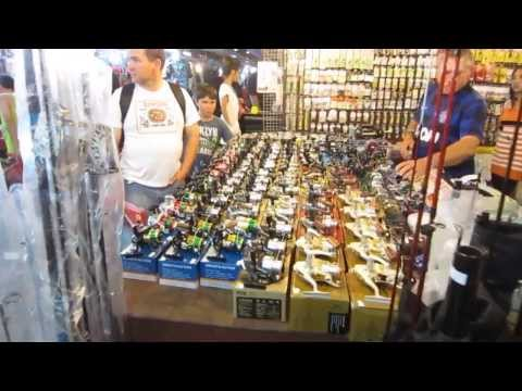 Phuket Weekend Market, Thailand