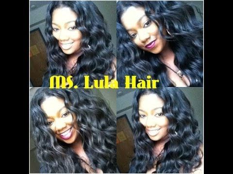 Ms. Lula Virgin Brazilian Hair & Rosa Hair Products- Aliexpress Hair  (Review)
