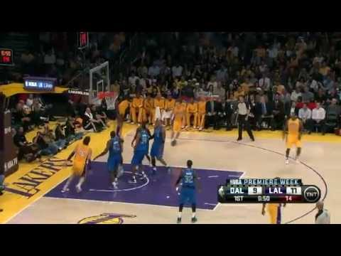 Dallas Mavericks vs Los Angeles Lakers Highlights