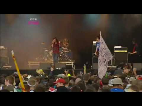 Idlewild - No Emotion - T in the Park '09