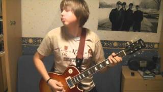 Airbourne - Too Much, Too Young, Too Fast - Cover