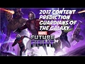 Guardians of the Galaxy 2017 Content Prediction [Marvel: Future Fight]