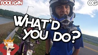 Riding an R1 | Getting Lucky | Sorry Sean