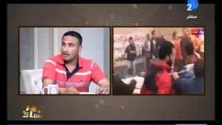 العاشرة مساء| صدام احد ضحايا الاتحادية يكشف طريقة قطع اذنه من قبل انصار جماعة الاخوان