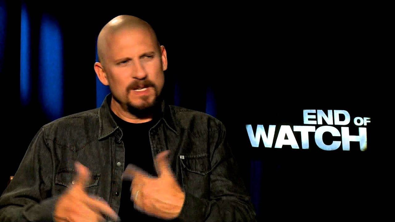 "Writer/Director David Ayer ""End of Watch"" Stephen Holt ..."