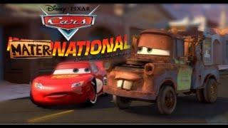 Disney Pixar Cars Mater-National Championship Pc Game Free Download - Lighting Mcqueen Cars Games