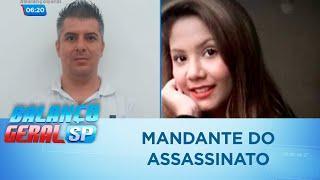 Polícia divulga foto do mandante no assassinato da menina Vitória