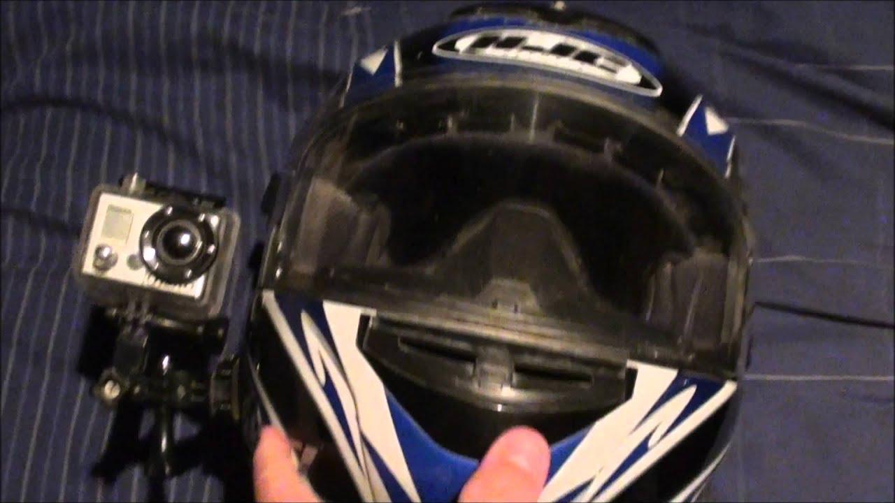 Helmet Setup Gopro Helmet Setup