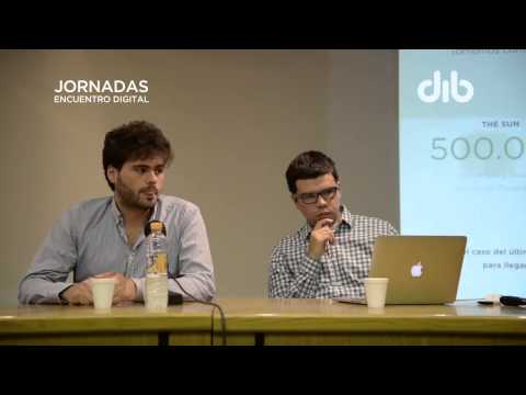 "Mobile Apps (Lateralview) - Jornadas ""Encuentro Digital"" - Agencia DIB 2015"