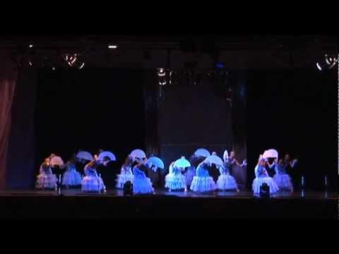 Oriental Fan Dance, choreographed and staged by YANA www.yanadance.com