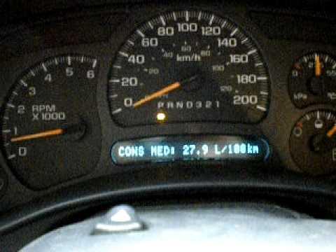 Chevrolet Tahoe 97 >> Silverado 07 4WD falla - YouTube