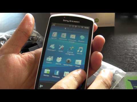 Sony Ericsson R800i XPERIA Play review HD ( in Romana ) - www.TelefonulTau.eu -