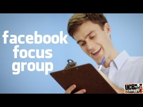 Facebook Focus Group: Where Facebook Gets its Ideas