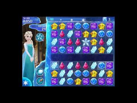 Disney Frozen Free Fall Level 45