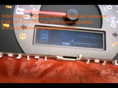 2006 2007 2008 Honda Ridgeline Odometer Display Repair Fix