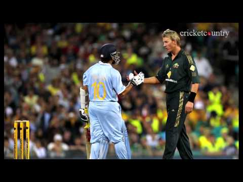 Always put in an extra effort while bowling to Sachin Tendulkar: Brett Lee