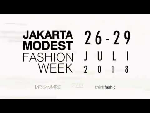 Dream & Design for Disability | Jakarta Modest Fashion Week 2018
