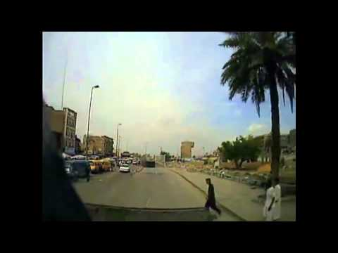 Video of Blackwater Contractors Driving Over Iraqi Woman